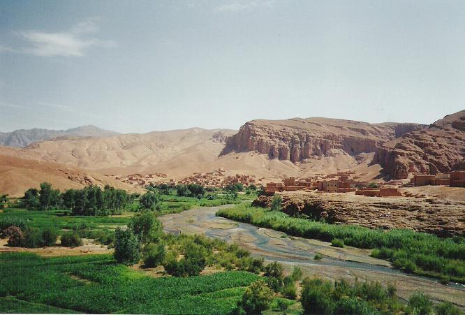 Zones Touristiques au Maroc
